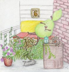 Last Days of the Balcony | Angry Pear