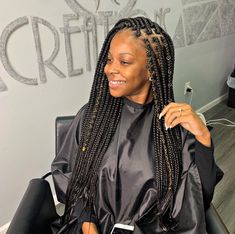 Side Bun with Double Loose Braid - 40 Two French Braid Hairstyles for Your Perfect Looks - The Trending Hairstyle Very Easy Hairstyles, French Braid Hairstyles, Braided Hairstyles For Black Women, Sleek Hairstyles, African Braids Hairstyles, Trending Hairstyles, Protective Hairstyles, Black Girl Braids, Braids For Short Hair