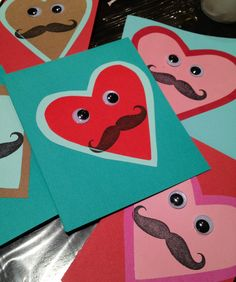 We had so much fun making these Valentines with Hear the Hungry. Thank you  Paper-Source for the inspiration.
