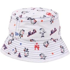 New York Mets Infant Bucket Hat New York Mets 0aab53fe244