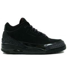136064-002 Air Jordan Retro 3 Black Cat Black Dark Charcoal A03001 Price: $104.99 http://www.theblueretros.com/