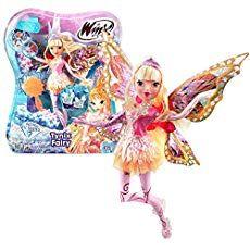 Winx Club Tynix Fairy Musa Doll Giochi Preziosi Witty