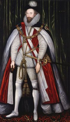A portrait from 1598 of Thomas Howard, later 1st Earl of Suffolk. The Earl was the son of Thomas Howard, 4th Duke of Norfolk and his second wife, Margaret Audley.
