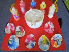art and soul preschool: Search results for spinner