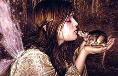 Victoria Frances Wallpaper   victoria frances dark horror gothic fairy art angels wallpaper ...