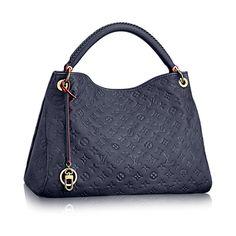 Women - Artsy MM Monogram Empreinte Leather Women Handbags | LOUIS VUITTON