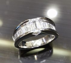 ♥Titanium Couple Ring for men and women;Price is for One Pair♥ Note: The listing price is for one pair, the sizes of men's ring and the women's ring are listed clearly in the style options, please choose carefully. Mens Ring Designs, Man Ring, Rings For Men, Silver Rings, Bling, Wedding Rings, Engagement Rings, Jewelry, Ideas