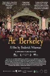 At Berkeley is a documentary not to miss this week as it marks the return of director Frederick Wiseman. Read the full review.