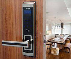 Assa Abloy Keylock Touchscreen Keyless Keypad Mf Card Mechanical Key Door Lock Knobs Open 6600-s309 (Left handle) Assa Abloy Keylock http://www.amazon.com/dp/B00YGHP21A/ref=cm_sw_r_pi_dp_OrQqwb1FWFS4N  #Fingerprint #DoorLock #door #keypad #Satin #chrome #handdoor #Electronic #Password #Card #Key #Handle #Nickel #home #office #Mechanical #gold #Freeshipping