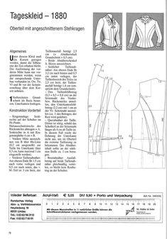 - Zobrazit všechny obrázky ve složce Historia y Secretos del Patronaje de Epoca 1880s Fashion, Victorian Fashion, Clothing Patterns, Sewing Patterns, Pattern Drafting Tutorials, Tailored Fashion, My Sewing Room, Historical Clothing, Sewing Clothes