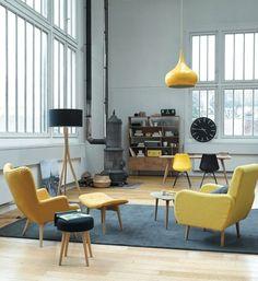 Tendenze casa: giallo come il sole - Design news - GraziaCasa.it