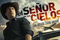 El Señor de los Cielos: Seasons 1-2Aurelio Casillas (Rafael Amaya) becomes Mexico's most powerful drug trafficker in the 1990s. Available July 1 #refinery29 http://www.refinery29.com/2015/06/89551/netflix-july-new-releases#slide-14