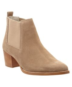 KENNETH COLE KENNETH COLE NEW YORK RUSSIE SUEDE BOOTIE'. #kennethcole #shoes #boots & booties