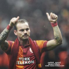 galatasaray 3 vs 2 real madrid (09/04/2013)  Sneijder <3
