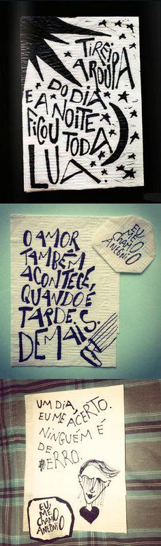 Eu me chamo Antônio | InspirationPage