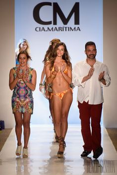 Cia. Marítima Kollektion 2015 - Bademode - http://de.beach-fashion.com/fashion/swimwear/runway/cia-maritima-4261