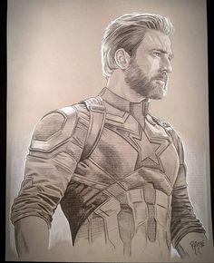 Drawing of Captain America Captain America Drawing, Captain America Art, Captain America Costume, Captain America Wallpaper, Marvel Wallpaper, Marvel Avengers, Marvel Art, Avengers Drawings, Arte Dc Comics