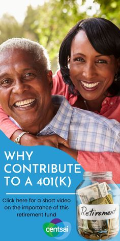 Do you understand why you should contribute to 401(k) plans? This video can help explain. Click here for a short video on the importance of this retirement fund #retirmentinvesting #socialsecurity #sierracommunityed #sierracollege #sierra #savings #save #retirementincome #retirement #retire Financial Literacy, Financial Planning, Money Tips, Money Saving Tips, Quick Loans, Thing 1, Saving For Retirement, Career Change, Financial Institutions
