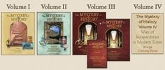 Mystery of History is a chronological, Christian, complete world history curriculum for all ages.