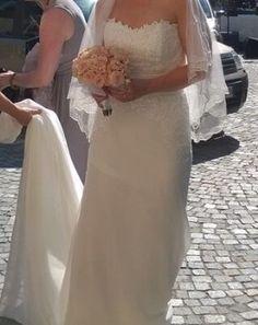 Pronovias Lambina wedding dress