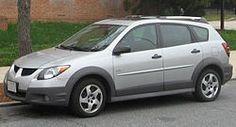 1st generation Pontiac Vibe!