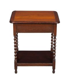 Oak Antique Wash Stand - English Classics