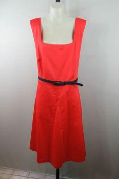 Plus Size 22 4XL Estelle Brand Ladies Red Dress Lace Cocktail High Tea Design