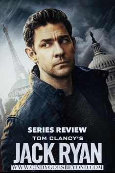 You are watching the movie Tom Clancy's Jack Ryan on When CIA analyst Jack Ryan stumbles upon a suspicious series of bank transfers his search for answers pulls him from the safety of his desk job and catapults John Krasinski, Abbie Cornish, Prison Break, High School Musical, Jack Ryan Tv Series, Noomi Rapace, Films Cinema, Tom Clancy, Blu Ray