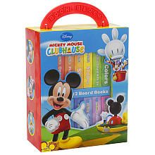 My First Library Mickey Mouse Clubhouse