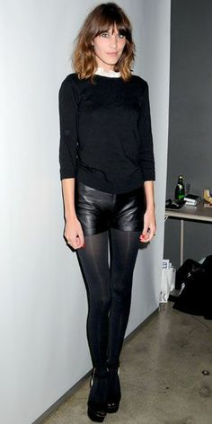Alexa Chung Fashion and Style - Alexa Chung Dress, Clothes, Hairstyle - Page 7