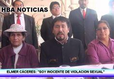 AREQUIPA. Candidata a consejera de Elmer Cáceres renuncia a seguir postulando por sentir vergüenza de su líder http://hbanoticias.com/10839