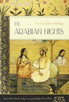 The Arabian Nights (New Deluxe Edition) by Muhsin Mahdi http://www.amazon.com/dp/0393331660/ref=cm_sw_r_pi_dp_.37Vub1HA8MSJ