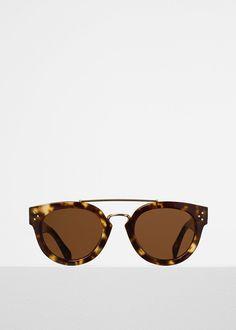 New Preppy Sunglasses in Acetate - Céline Cute Sunglasses, Round  Sunglasses, Hedi Slimane, 8e33bbc41f