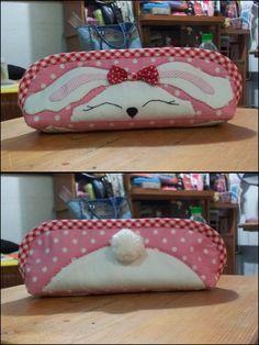Rabbit Pencil Bag