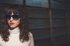 Zanzan Eyewear 'Zazou' sunglasses http://zanzan.co.uk/products/zazou-1
