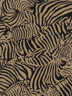 All animal print wallpaper is 10% off in October.   AmericanBlinds.com
