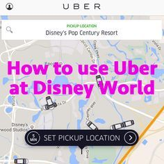 UberBlack can now pick up at Orlando International Airport! I use Uber on every Disney World trip now, and I love it, but lots of people don't have it where they live and aren't quite sure how it works. Here's how Uber works so you can feel more comfortable using it for your Disney World trip.