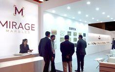Mirage Marbles  100 Sqmtr Acetech Delhi 2013