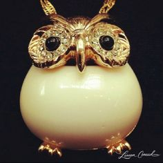Lauren Conrad Owl Jewelry.