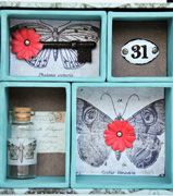 cute shadow box