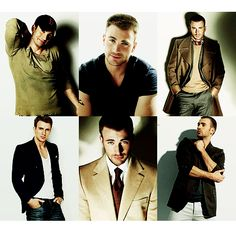 Chris Evans- good guy poses and wardrobe