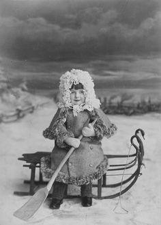 Missie McGrath, Montreal, QC, 1886 by Musée McCord Museum, via Flickr