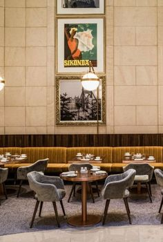 Get Inspired by Deak St. Kitchen and Kupola Lounge Restaurant Interior