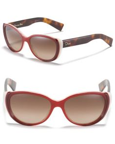 Dior Small Round Cat Eye Sunglasses  Bloomingdale's