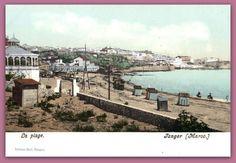 بلايا طنجة 1899