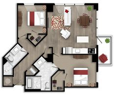 14 Best Two Bedroom Apartments In Midtown Atlanta Ga Images 2