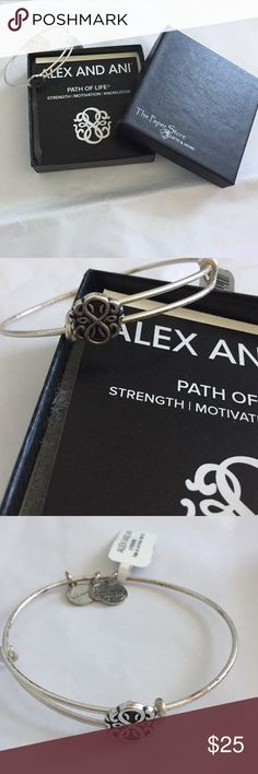 Alex & Ani Path of Life Bracelet NWT Alex & Ani Jewelry Bracelets