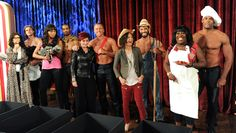 """Tyra Banks teams the ladies of """"The Talk"""" with the hunks of CBS daytime for an """"America's Next TALK model"""" competition! 8-2-13"""