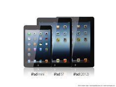 Nuevos Renders Muestran el iPad 5 con un Diseño a lo iPad Mini