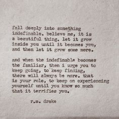 Robert M. Drake http://instagram.com/rmdrk https://www.facebook.com/rmdrk #551 by Robert M. Drake #rmdrake @rmdrk Beautiful chaos is now available through my etsy.